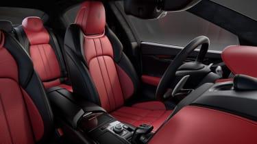 2018 Maserati Ghibli Ribelle interior