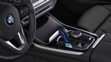 BMW iX5 Hydrogen - centre console