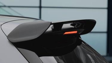 Mercedes-AMG GLA 45 S SUV rear spoiler