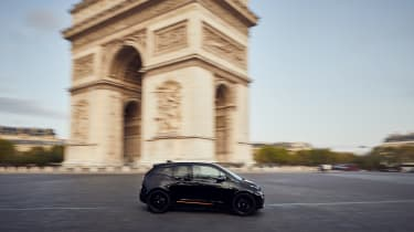 2019 BMW i3 Edition RoadStyle - side profile