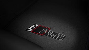 Audi RS6 Audi Sport Nogaro Edition badge