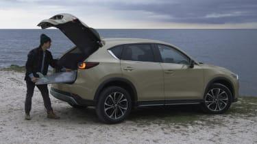 2022 Mazda CX-5 Newground in Zircon Sand