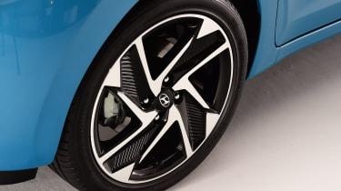2020 Hyundai i10 alloy wheel
