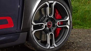 MINI JCW GP - alloy wheel close