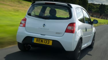 Renaultsport Twingo 133 rear