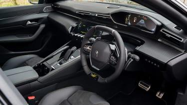 Peugeot 508 SW Sport Engineered interior
