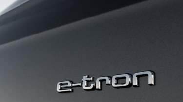 'e-tron' is the name given to all plug-in hybrid Audi cars
