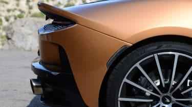McLaren GT rear detail