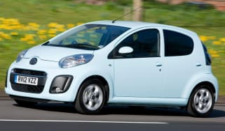Citroen C1 2012 front quarter news
