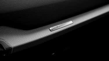 Audi Q2 SUV interior trim