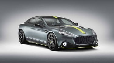 Aston Martin Rapid AMR – front right