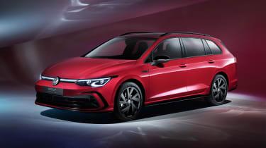 2020 Volkswagen Golf Estate R-Line