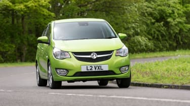 The Viva is Vauxhall's smallest and cheapest car