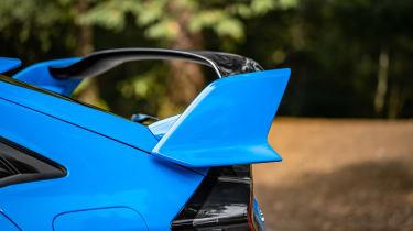 Honda Civic Type R rear wing