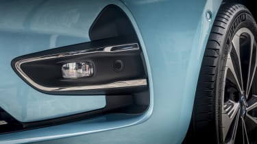 New Renault ZOE - front foglight