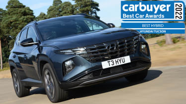 Best Hybrid: Hyundai Tucson