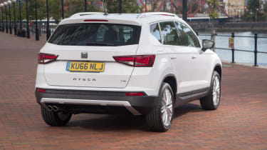 With front-wheel drive and a 1.6-litre diesel engine, 66mpg is possible