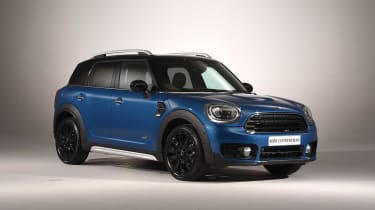 The all-new MINI Countryman will arrive this years, sharing its underpinnings with the BMW X1 SUV