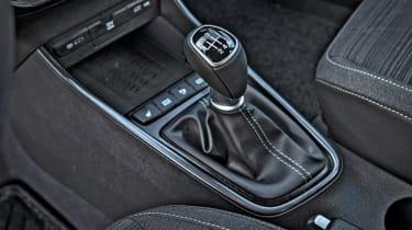 Hyundai Bayon gearlever
