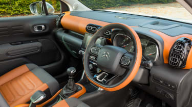 Touch, Feel and Flair trims are available, with Feel getting a seven-inch infotainment system and alloy wheels