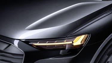 Audi Q4 Sportback e-tron indicator
