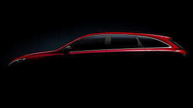 The i30 Wagon will be officially released at the 2017 Geneva Motor Show