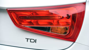 Audi's 1.6-litre TDI diesel can return in excess of 70mpg in the A1