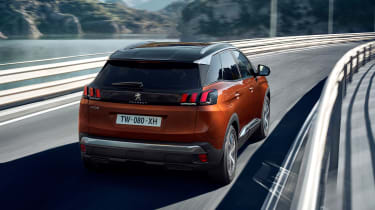 The 3008 will boast better handling than its predecessor