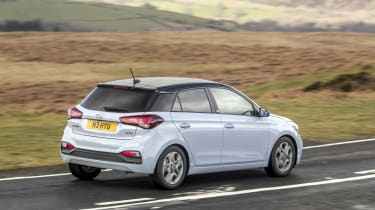 Hyundai i20 Play - rear