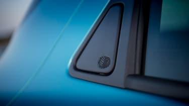 Renault ZOE - rear door handle