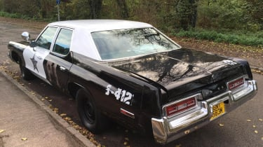 As with all the best film cars, countless replicas of the 'Bluesmobile' have been created.
