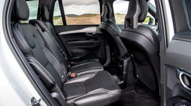 Volvo XC90 Recharge seats
