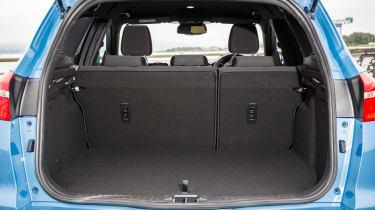 Ford Focus Estate - boot