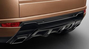 Range Rover Evoque SUV 2014 splitter