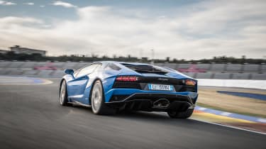 Strap yourself in and you have 730bhp at your disposal