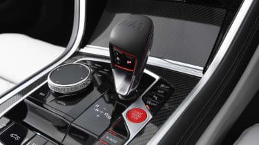 BMW M8 Convertible gearlever