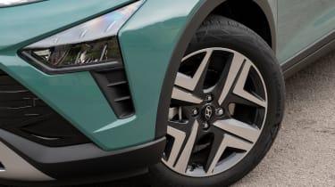 Hyundai Bayon SUV alloy wheels
