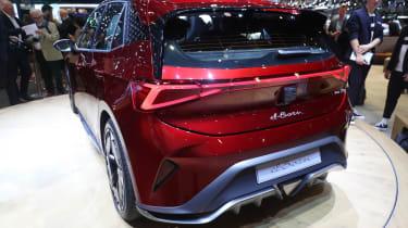 2020 SEAT el-Born - Geneva - rear