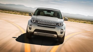 Power comes from diesel engines and four-wheel drive is standard