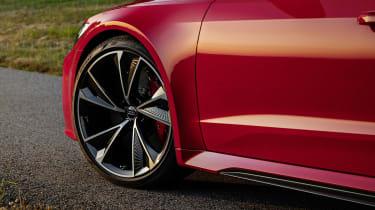 Audi RS7 alloy wheel