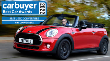 Best Used Convertible: MINI Convertible
