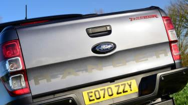 Ford Ranger Thunder - rear view close