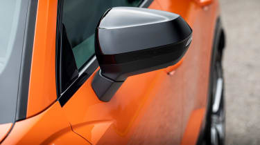 Audi Q3 Sportback SUV door mirrors