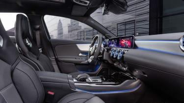 Mercedes-AMG A 35 Saloon interior side