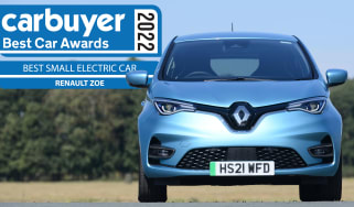 Best Small Electric Car: Renault ZOE