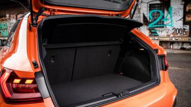 Audi A1 Citycarver hatchback boot