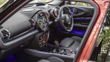 2019 MINI Clubman - Interior from nearside passenger door view