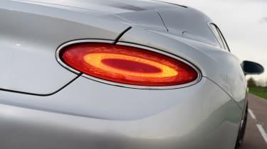 Bentley Continental GT rear lights