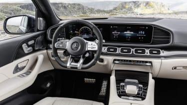 Mercedes-AMG GLE 63 S - interior