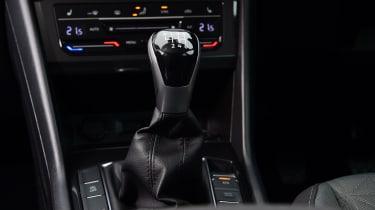 VW Tiguan gearlever
